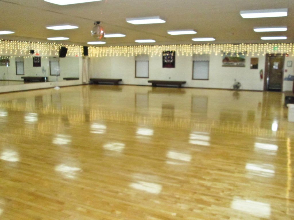 Dance Hall from south